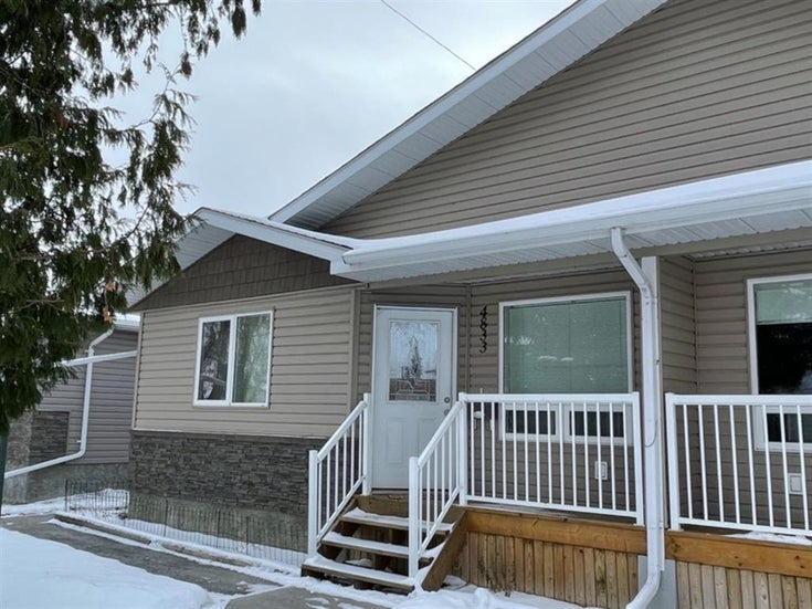 4833 50 Ave - Other Duplex for sale, 3 Bedrooms (A1076064)