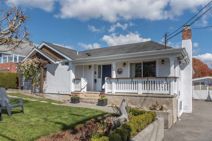 1154 FINLAY STREET - White Rock House/Single Family for sale, 3 Bedrooms (R2563445)