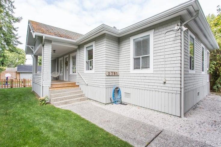 2781 Gordon Ave - Crescent Bch Ocean Pk. House/Single Family for sale, 3 Bedrooms (R2611315)