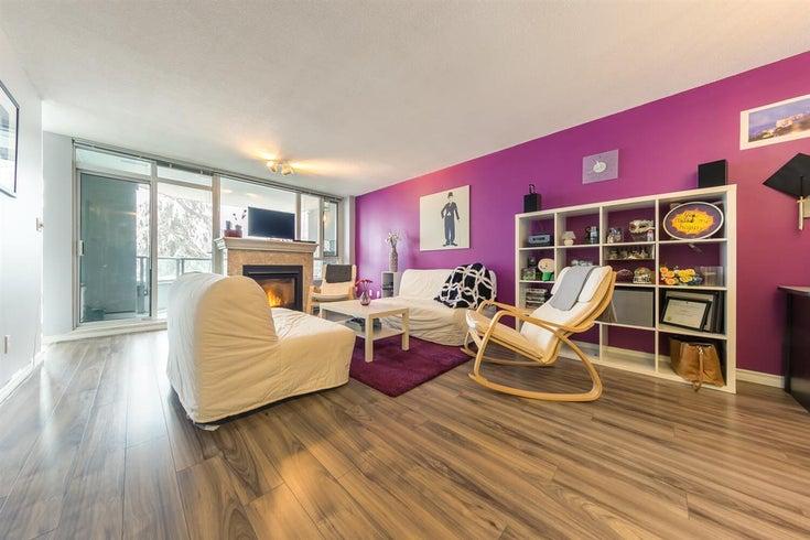 410 4825 Hazel Street - Forest Glen BS Apartment/Condo for sale, 1 Bedroom (R2433969)