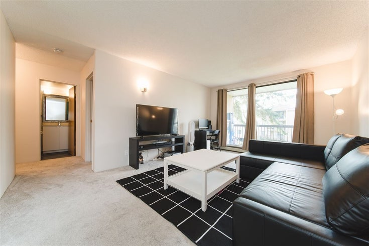 202 8511 Ackroyd Road - Brighouse Apartment/Condo for sale, 1 Bedroom (R2438524)