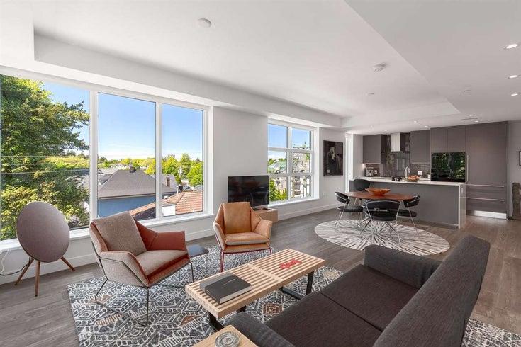 305 717 W 17th Avenue - Cambie Apartment/Condo for sale, 2 Bedrooms (R2581500)