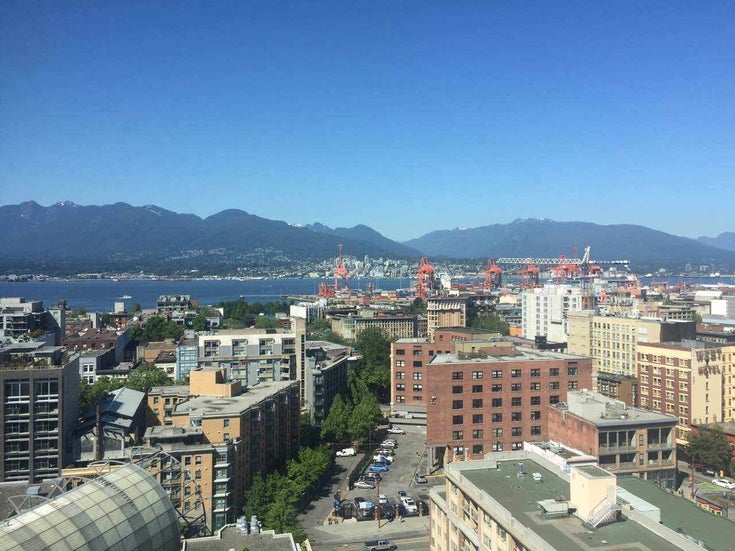 2007 63 Keefer Place - Downtown VW Apartment/Condo for sale, 1 Bedroom (R2195864)