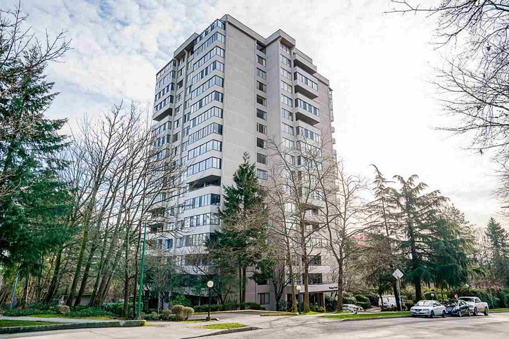 305 2020 Bellwood Avenue - Brentwood Park Apartment/Condo for sale, 1 Bedroom (R2435420)