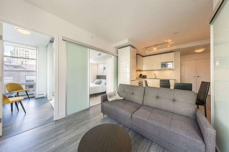 904 1283 Howe Street - Downtown VW Apartment/Condo for sale, 2 Bedrooms (R2454378)