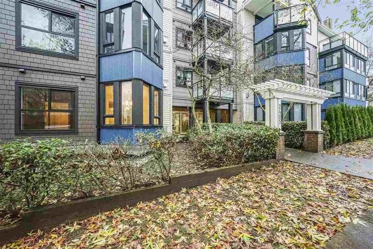107 2405 KAMLOOPS STREET - Renfrew VE Apartment/Condo for sale, 1 Bedroom (R2528121)