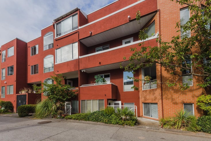 107 1010 CHILCO STREET - West End VW Apartment/Condo for sale, 2 Bedrooms (R2614258)
