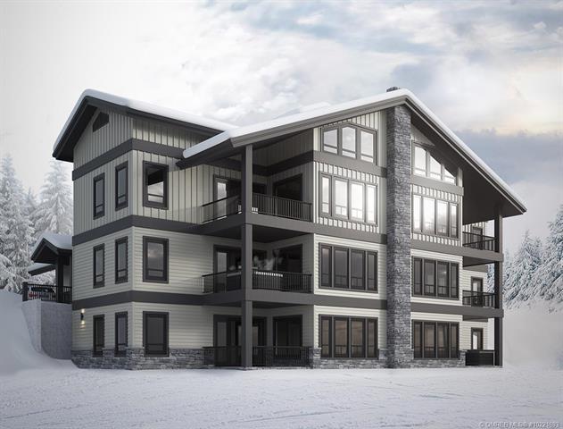 1B - 5075 Snowbird Way - Big White APTU for sale, 2 Bedrooms