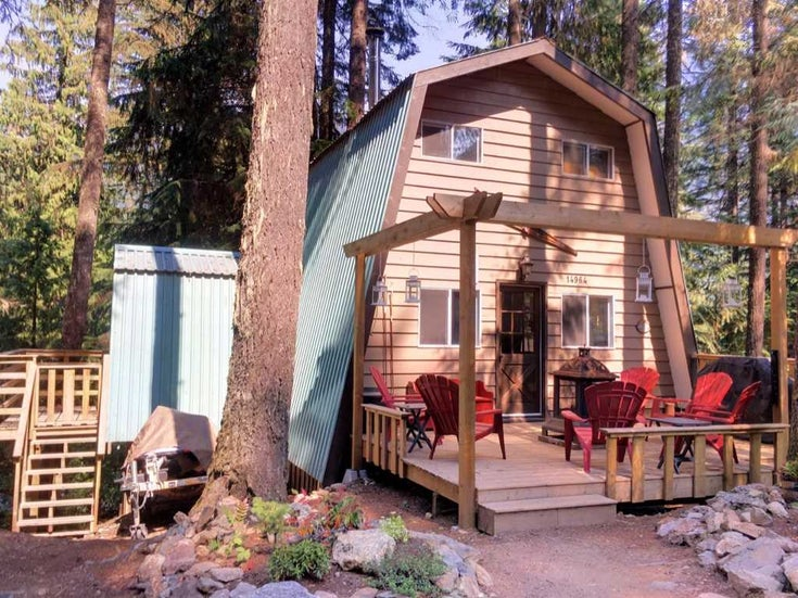 14964 Parkhill Boulevard - Hope Sunshine Valley House/Single Family for sale, 3 Bedrooms (R2302878)