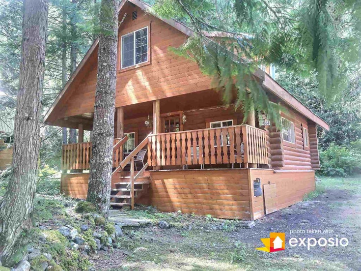 14661 ALPINE BOULEVARD - Hope Sunshine Valley House/Single Family for sale, 2 Bedrooms (R2599572)