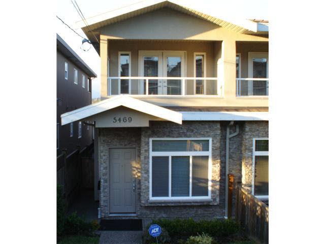 5469 Dominion Street - Central BN 1/2 Duplex for sale(V852935)