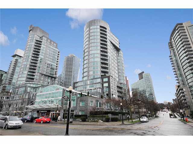 506 560 Cardero Street - Coal Harbour Apartment/Condo for sale(V929189)