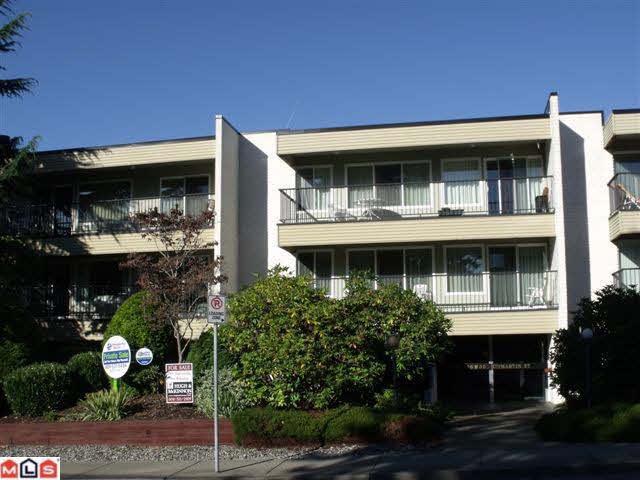 206 1351 Martin Street - White Rock Apartment/Condo for sale(F1102230)