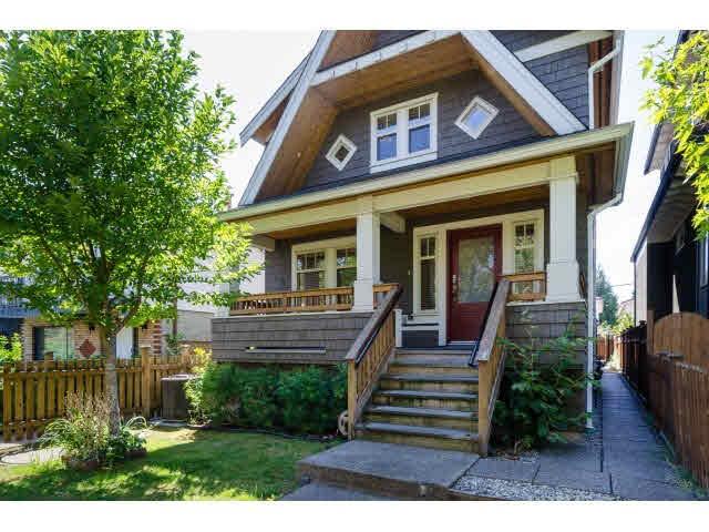 1252 E 11th Avenue - Mount Pleasant VE 1/2 Duplex for sale(V1138394)
