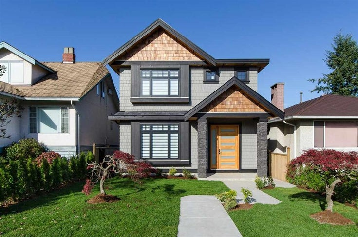 4115 Eton Street - Vancouver Heights House/Single Family for sale, 4 Bedrooms (R2033384)