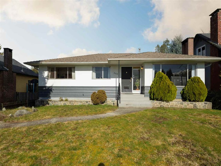 522 E 17TH STREET - Boulevard House/Single Family for sale, 4 Bedrooms (R2545427)