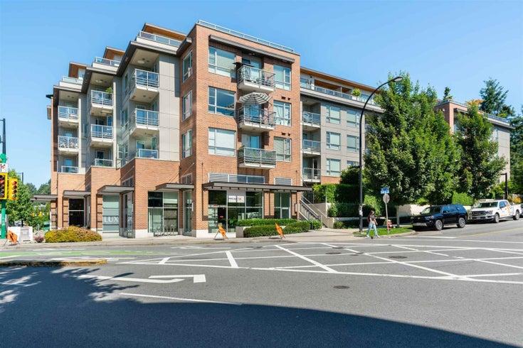 412 1621 HAMILTON AVENUE - Mosquito Creek Apartment/Condo for sale, 1 Bedroom (R2598465)