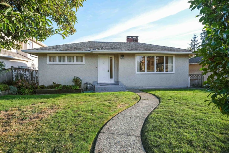253 W 18TH STREET - Central Lonsdale House/Single Family for sale, 3 Bedrooms (R2619150)