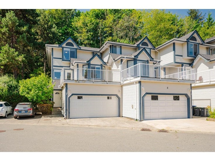 7-1560 PRINCE STREET  - College Park PM Townhouse for sale(R2617682)