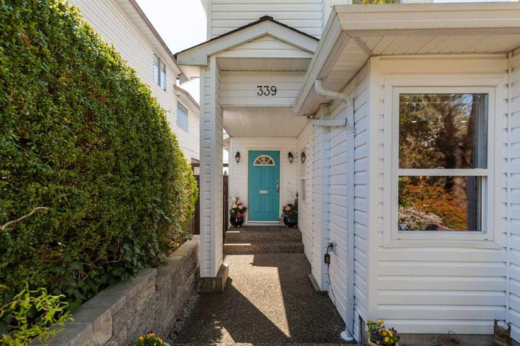 339 E 5TH STREET - Lower Lonsdale Townhouse for sale(R2568996)