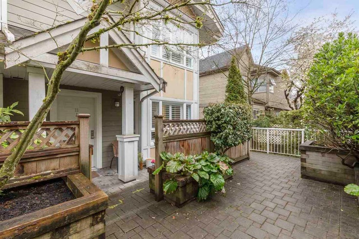 11 915 TOBRUCK AVENUE - Mosquito Creek Townhouse for sale(R2564681)
