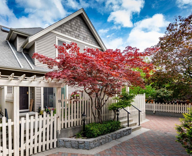18 222 E 5TH STREET - Lower Lonsdale Townhouse for sale(R2616969)