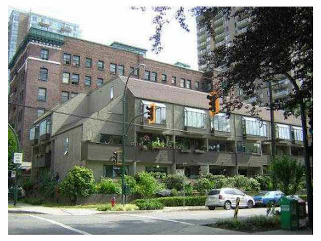101 1070 Nelson Street - West End VW Apartment/Condo for sale, 1 Bedroom (V1105498)