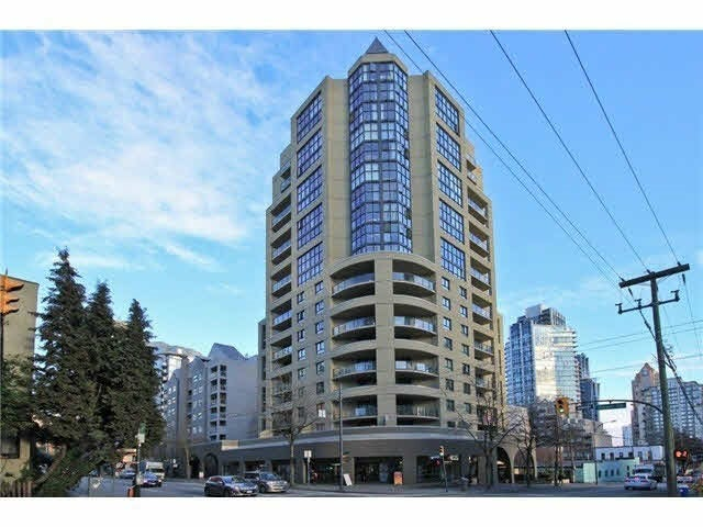 1001 789 Drake Street - Downtown VW Apartment/Condo for sale(R2031050)