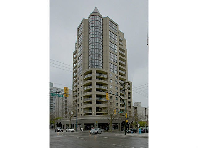 1404 789 Drake Street - Downtown VW Apartment/Condo for sale, 1 Bedroom (V1059258)