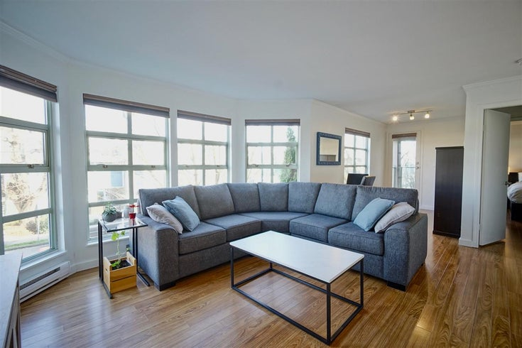 101 1082 W 8th Avenue - Fairview VW Apartment/Condo for sale, 1 Bedroom (R2442814)