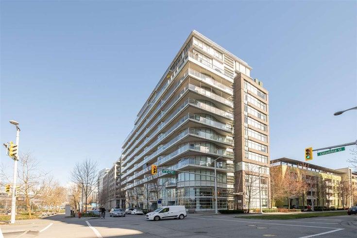 210 181 W 1st Avenue - False Creek Apartment/Condo for sale, 1 Bedroom (R2552314)