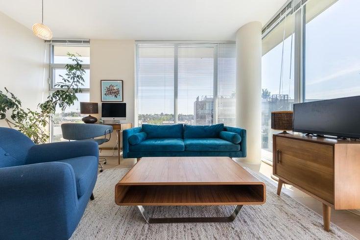904 38 W 1st Avenue - False Creek Apartment/Condo for sale, 1 Bedroom (R2373483)