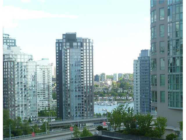 1101 1330 Hornby Street - Downtown VW Apartment/Condo for sale, 1 Bedroom (V1040387)