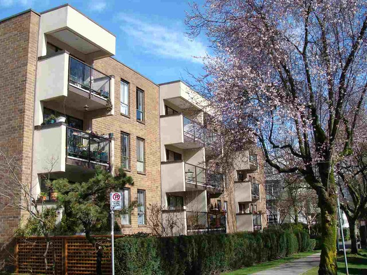 305 1718 Nelson Street - West End VW Apartment/Condo for sale, 1 Bedroom (R2027386)