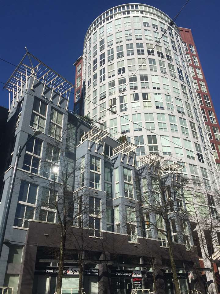 412 933 Seymour Street - Downtown VW Apartment/Condo for sale, 1 Bedroom (R2239281)