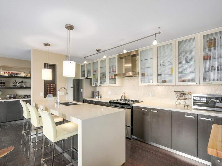 2701 969 Richards Street - Downtown VW Apartment/Condo for sale, 2 Bedrooms (R2197919)