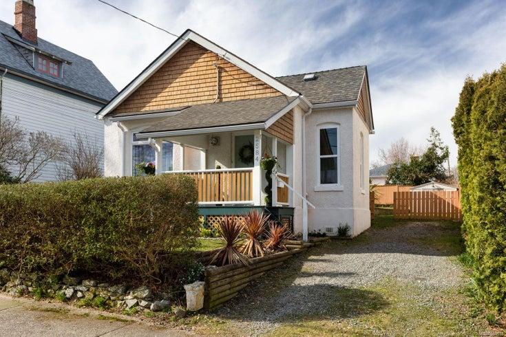 2584 Graham St - Vi Hillside Single Family Detached for sale, 2 Bedrooms (869186)