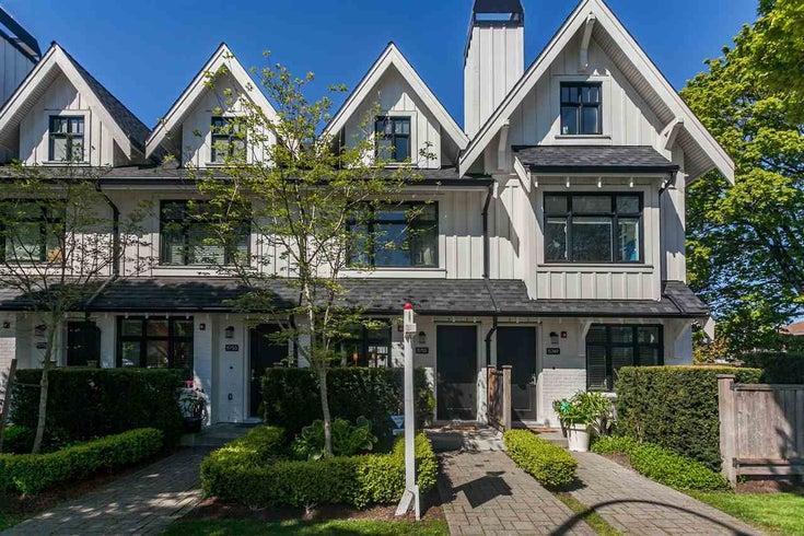 5751 ST. GEORGE STREET - Fraser VE Townhouse for sale, 3 Bedrooms (R2363923)