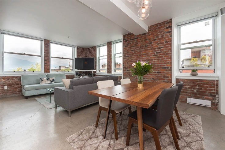 603 233 ABBOTT STREET - Downtown VW Apartment/Condo for sale, 1 Bedroom (R2400811)