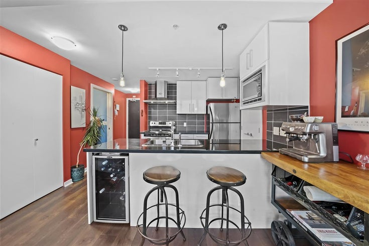 3607 188 KEEFER PLACE - Downtown VW Apartment/Condo for sale, 2 Bedrooms (R2508451)