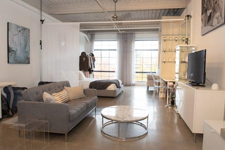 218 237 E 4TH AVENUE - Mount Pleasant VE Apartment/Condo for sale, 1 Bedroom (R2517712)