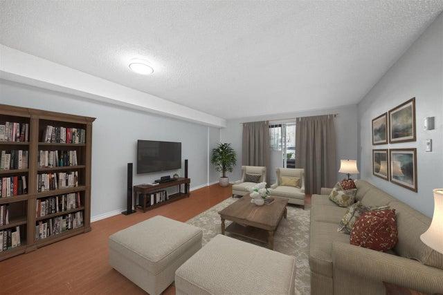 101 1040 E BROADWAY - Mount Pleasant VE Apartment/Condo for sale, 2 Bedrooms (R2565166)