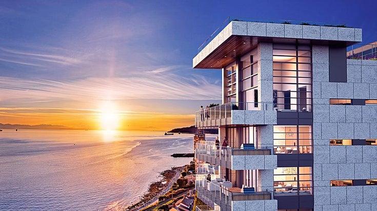 403 - 2289 BELLEVUE AVENUE, WEST VANCOUVER,BC - Dundarave Apartment/Condo for sale, 2 Bedrooms