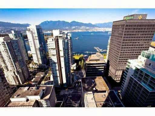 3202 1188 W Pender Street - Coal Harbour Apartment/Condo for sale, 3 Bedrooms (R2012056)
