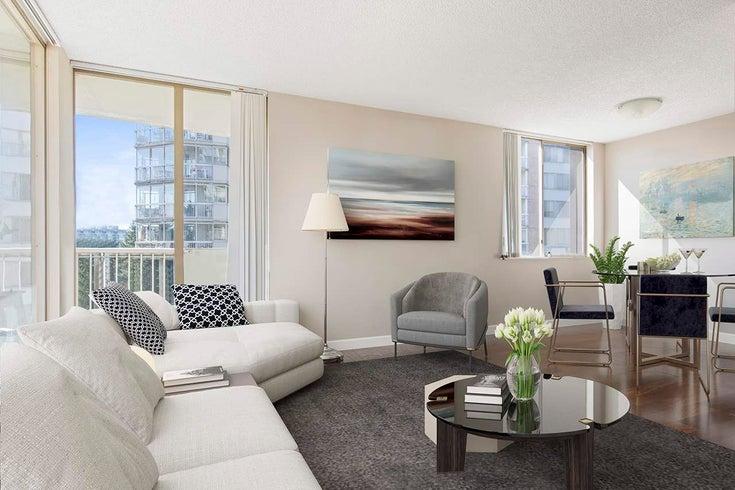 807 2020 Fullerton Avenue - Woodcroft Apartment/Condo for sale, 2 Bedrooms (R2568054)