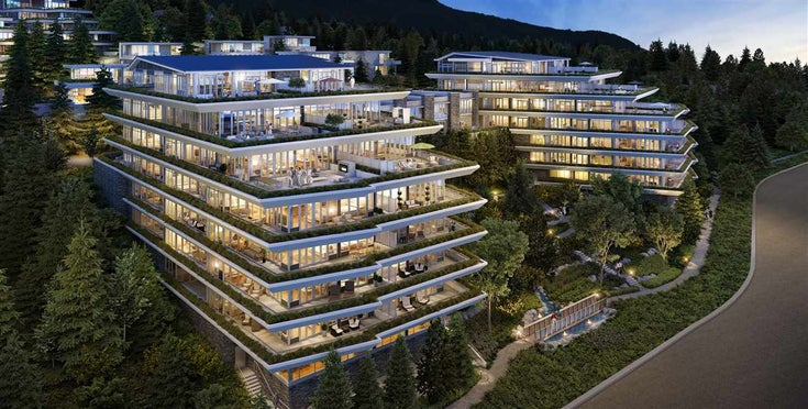 504 768 Arthur Erickson Place - Park Royal Apartment/Condo for sale, 2 Bedrooms (R2156342)