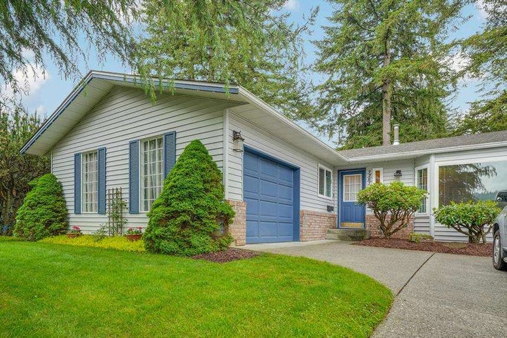 3287 VERNON TERRACE - Abbotsford East House/Single Family for sale, 4 Bedrooms (R2582568)