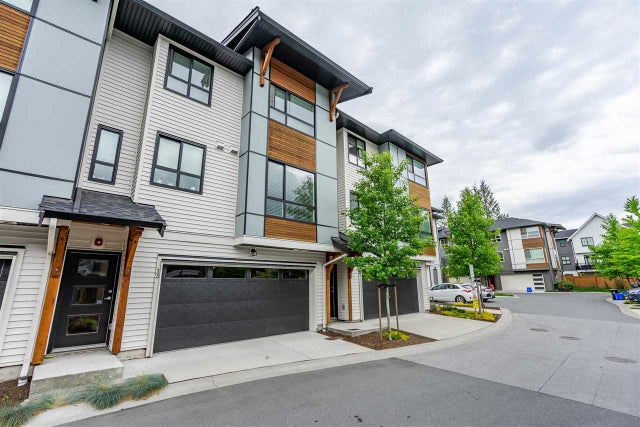 13 8508 204 STREET - Willoughby Heights Townhouse for sale, 3 Bedrooms (R2582574)