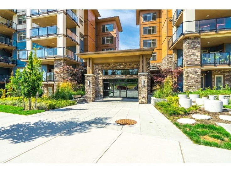 507 20673 78 AVENUE - Willoughby Heights Apartment/Condo for sale, 2 Bedrooms (R2601786)