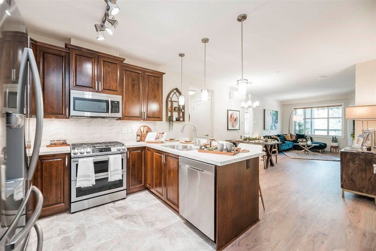 507 20290 86 AVENUE - Willoughby Heights Apartment/Condo for sale, 2 Bedrooms (R2602970)